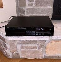 Mint Japan Made Yamaha Natural Sound Digital CD Compact Disc Player CDX-500U