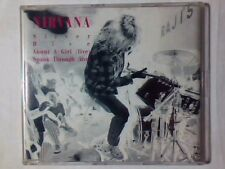 NIRVANA Sliver cd singolo FOO FIGHTERS MAI SUONATO UNPLAYED!!!