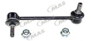 Suspension Stabilizer Bar Link Kit Rear Left MAS SL59081