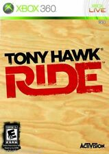 Tony Hawk RIDE Microsoft Xbox 360 TH GAME