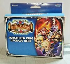 Super dungeon explore Forgotten king upgrade deck OOP RARE Hard to Find