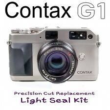 Contax G1 Reemplazo Luz Sello Kit ~ cubre todos los sellos encontrados en esta Cámara