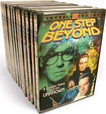 One Step Beyond 1950s TV Series Complete Volume 1-15 ~ BRAND NEW DVD SET