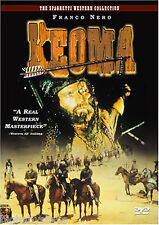 KEOMA Spaghetti Western Collection Rare OOP Brand New & Factory Sealed DVD