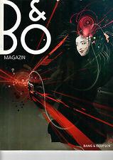 BANG & OLUFSEN Magazin 2009 audio  Katalog Heft  B1224