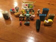 23 Assorted Japanese Puzzle Erasers by Iwako: animals, desserts, household items