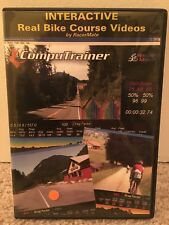 Interactive Real Bike Course Videos (PC SOFTWARE) RacerMate CompuTrainer Cycling