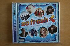 So Fresh: The Hits Of Winter-Rhianna, Reece Mastin, Guy Sebatian, Train   (C356)