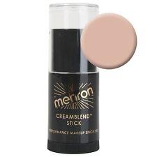 Mehron CreamBlend Stick - MEDIUM OLIVE - Cream Foundation - Stage Makeup - VEGAN