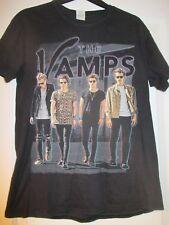 THE Vamps Ufficiale Tour 2015 T-shirt MEDIUM svegliati DEMI LOVATO One Direction