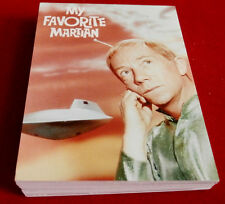 MY FAVORITE MARTIAN - Unstoppable - COMPLETE BASE SET of 36 CARDS
