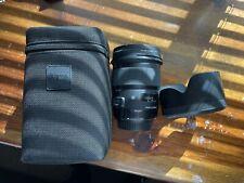 Sigma 50mm F/1.4 Art DG HSM Lens for Canon, EF Mount