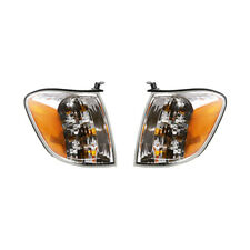 NEW PAIR OF TURN SIGNAL LIGHT FITS TOYOTA TUNDRA 2005-2006 TO2530147 81510-0C030