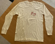 Vintage Rare Authenic 1983 Us Festival Concert T Shirt (Long Sleeves) Size Small