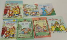 Little Critter Books Lot of 7 Books by Mercer Mayer 3 Hardcovers 4 Paperbacks