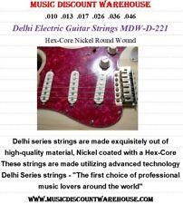 Music Discount Warehouse Delhi 6 String Electric Guitar Strings .010-.046