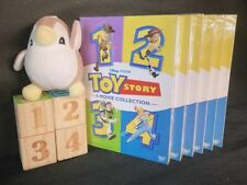 Toy Story I Ii Iii & Iv Dvd 1234 1-4 Complete Collection Movie Fast shipping
