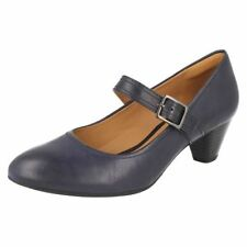 Mary Janes Formal Cuban Heels for Women