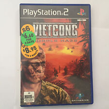 Vietcong - Playstation 2 Game, ExRental, MA15+
