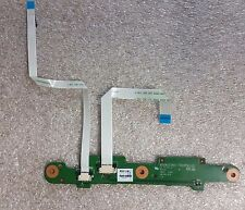 TOSHIBA Satellite L505 Series Laptop Mouse Buttons + TouchPad Board w/ Ribbon CB