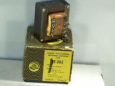 Vintage Power Transformer Universal Rectifier Type #Rt-202