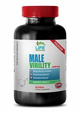 Male Orgasm Supreme Pills - Male Virility 1300mg - Catuaba Bark 1B