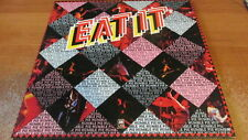 """Humble Pie, Eat It; 12"""" Double LP with Booklet"""