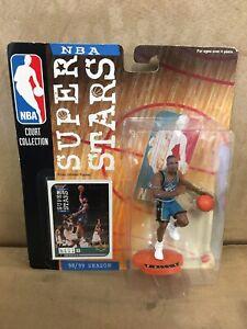 1999 Mattel NBA Super Stars Action Figure Grant Hill Detroit Pistons