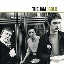 """THE JAM """"GOLD"""" 2 CD NEUWARE ALLE HITS!!!!!!!!!!!"""