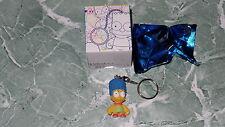 "Kidrobot Keychains Series The Simpsons Marge Simpson 1.5"" 3D Vinyl Keychain Box"