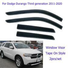 For Dodge Durango 11-15 16 17 18  Chrome 4 Doors Handle Covers W//O Psg Kh W// Skh