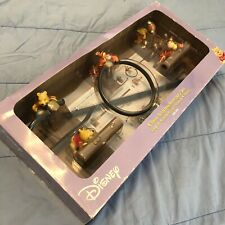 New Disney Winnie The Pooh & Friends 4 Piece Bathroom Accessory Set Free Ship