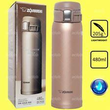 Zojirushi 480mL 0.48L Stainless Thermos Mug Vacuum Insulated Water Bottle SD48NM