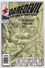 Daredevil #316 VFNM Newsstand Variant Marvel Comics 1993