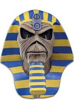 Halloween IRON MAIDEN EDDIE POWERSLAVE COVER Latex Mask PRE-ORDER NEW FOR 2017