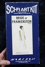 BRIDE OF FRANKENSTEIN VINYL MODEL KIT HORIZON USA