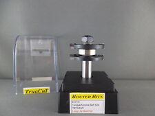 Router Bit- 6.4mm Tounge & Groove Set TBTG19/2(TruaCuT)
