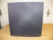 Polk Audio PSW10 10-Inch Monitor Series Powered Subwoofer