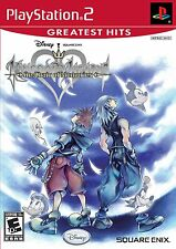 PS2 Kingdom Hearts Re: Chain of Memories Sony PS2 US NTSC NEW factory sealed