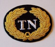 Civil War Union Army State Tn Tennessee Vols Hat Uniform Unit Cap Officer Badge