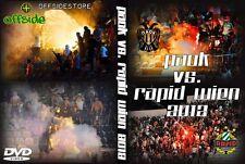 DVD  PAOK-RAPID WIEN 2012  (GATE 4,PAOKARA,UR88,ULTRAS)