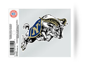 Navy Midshipmen Static Cling Decal Sticker NEW Free Shipping! Naval Academy