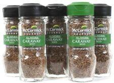 5 McCormick All Natural Caraway Seed Add Warm Biting Flavor Hearty Dishes 1.75oz
