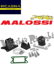 10171 - COLLETTORE MALOSSI INCLINATO X360 21 FKM MBK 50 X-LIMIT X-POWER