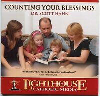 Counting Your Blessings - Dr Scott Hahn (CD)
