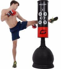 Gallant Soporte de pie Saco boxeo 5ft RESISTENTE Artes Marciales Patada MMA UFC