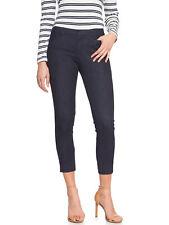 Banana Republic Womens Sloan Crop Denim Navy Blue Size 10 Pants 6313-2