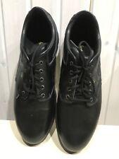 Walter Hagen Golf Shoes Men size 13 M - Black Leather, Cleats