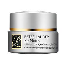 Estee Lauder Re-Nutriv Ultimate Lift Age-Correcting Eye Cream 15ml Repair #9956