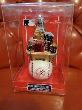 NEW YORK YANKEES MLB BASEBALL STADIUM SKYLINE CHRISTMAS ORNAMENT KURT S ADLER